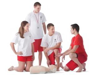 Aquatics CPR-W