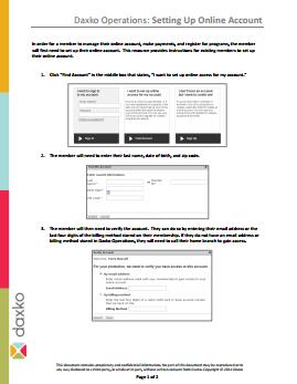 Daxko-Setting-Up-Online-Account - Dubuque Community YMCA/YWCA